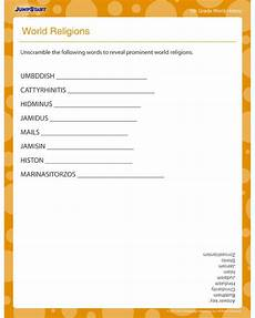 world religions world history worksheets for 5th grade smart kids printables world