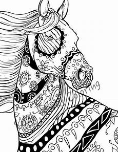 horse coloring pages for adults 3 coloring pages horse