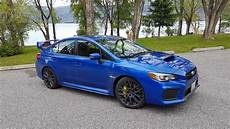 Subaru Wrx Sti 2019 - 2019 subaru wrx sti at a glance motor illustrated