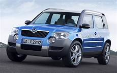 Skoda Yeti Wins The Suv Of The Year Car Dunia Car News