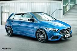 New 2019 Mercedes B Class Shows MPV Isn't Dead  Auto Express