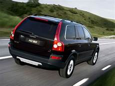 2005 volvo xc90 technical specifications and data engine
