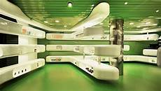 Fresh And Modern Pharmacy Design By Clavel Arquitectos