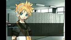 Len Burns A School Wiki Vocaloid Amino
