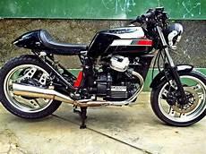 Honda Cx650 Cafe Racer