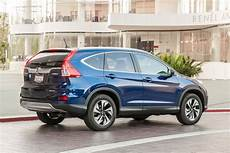2015 Honda Cr V Reviews And Rating Motor Trend