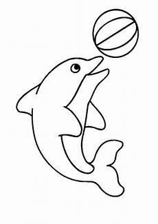 ausmalbilder delfine 05 ausmalbilder tiere