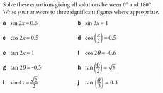 trigonometry maths teaching