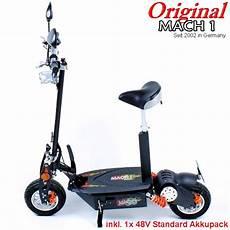 E Scooter Straßenzulassung - mach1 e scooter 1000w mit strassenzulassung moped