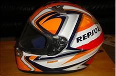 honda repsol helm fs for sale kbc vr 2r helmet snell m2005 repsol