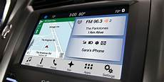 ford sync 3 navigation ford sync 3 simplifies the interface again ditches