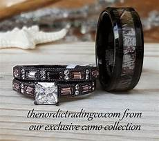 rustic wedding rings couples s chocolate engagement ring men s thenordictradingco com