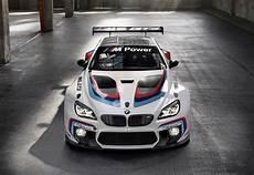 Bmw M6 Race Car by 2016 Bmw M6 Gt3 Races Into Frankfurt