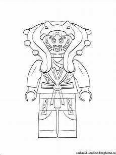 Lego Ninjago Figuren Ausmalbilder Lego Ninjago Kleurplaat Chen Ausmalbilder Ninjago Zum