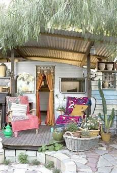 vivre dans une cabane 55967 1001 bonnes raisons pour vivre en caravane mobile lifestyle caravane caravane r 233 tro et