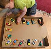 A Car Parking Numbers Game To Make Learning FUN