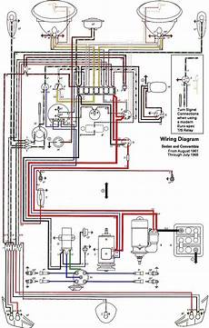 thesamba com beetle 1958 1967 view topic 1963 beetle coil alternator distributor wiring