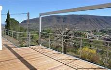 Barriere Terrasse Inox Installation De Terrasses Dans La Dr 244 Me Et En Ard 232 Che Sg