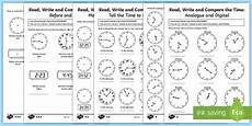 multiplication worksheets year 4 australia 4708 year 4 tell and write the time differentiated worksheet worksheets f 3