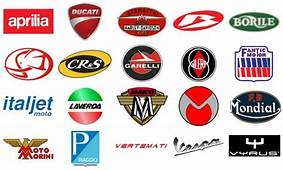 Italian Motorcycle Brands Companies Logos Motorcycles