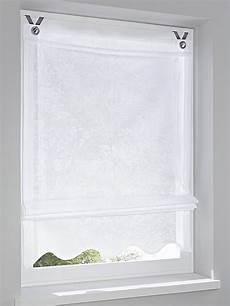 gardinen ohne stange raffrollo online kaufen otto schlichte vorh 228 nge
