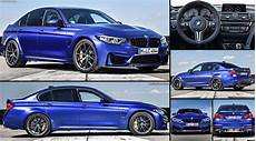 Bmw M3 Cs 2018 Pictures Information Specs