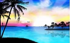 free tropical wallpaper wallpapersafari