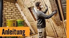 dach dämmen innen anleitung dach d 228 mmen hornbach meisterschmiede