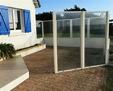 pare vent vitré alu glass fabricant de v 233 randa et de menuiseries aluminium