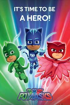 Pj Mask Malvorlagen Quotes Pj Masks Be A Poster Sold At Abposters