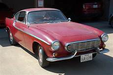 Flashback Find 1964 Volvo P1800 S