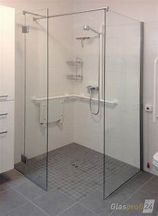 Die Ebenerdige Dusche Mit V2a Beschl 228 Die Begehbare