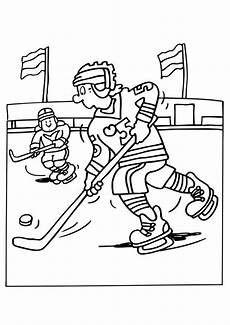 college sports coloring pages 17751 kleurplaat ijshockey afb 6508