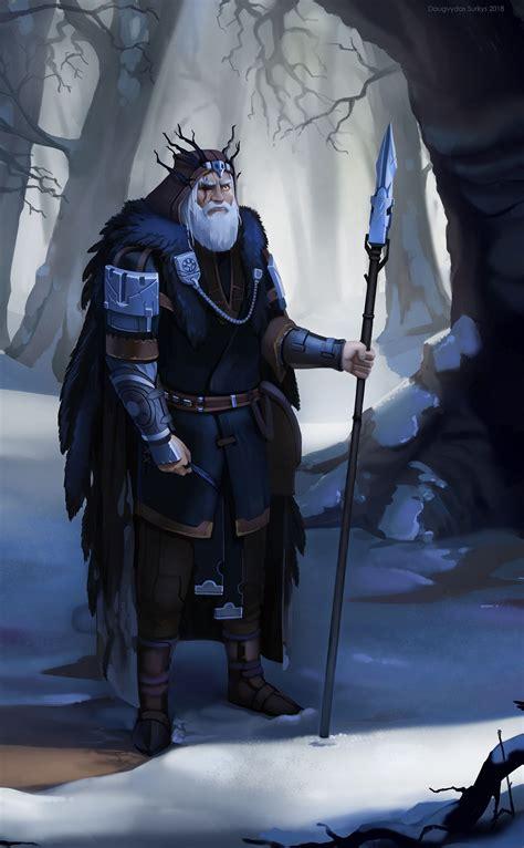 Odin Personality