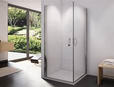 Duschkabine Glas Eckeinstieg - dusche eckeinstieg 80 x 75 x 195 cm pendelt 252 r