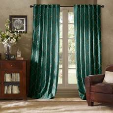 Navy And Teal Curtains by Buy Teal Window Treatments Curtains From Bed Bath Beyond