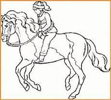 Malvorlage Pferd Reiterin Ausmalbilder Pferde Mit Reiterin