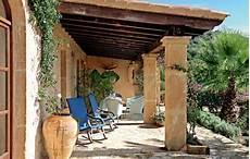 Gartenhaus Mediterranen Stil - mediterraner stil 220 berdachte terrasse wohnen garten