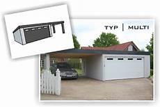 Garage Wird Als Abstellraum Genutzt by Garagen Carport Kombination Als Fertiggarage