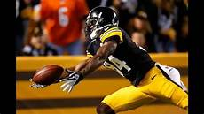 steelers make it official rudolph out of concussion antonio brown injury updates on steelers s concussion