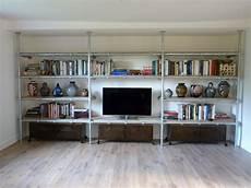 étagère En Palette De Bois Etagere De Garage En Bois Designcivique