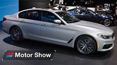 2017 Bmw 5 Series 530e In Hybrid Look At The