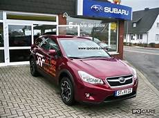 subaru xv comfort 2012 subaru xv 2 0i lineartronic comfort car photo and specs