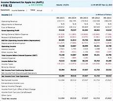 14 income statement and balance sheet template excel