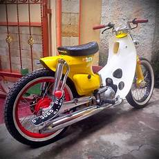 Bengkel Modifikasi Motor Matic by Bengkel Motor Custom Matic Bandung