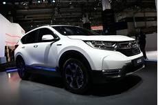 Frankfurt Auto Show Brought Us The 2018 Honda Cr V Hybrid