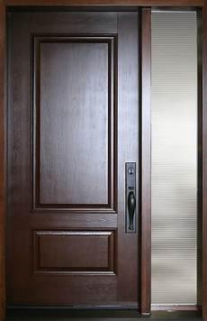 Fiberglass Door Nov 2pr With Glass Sidelite Portatec