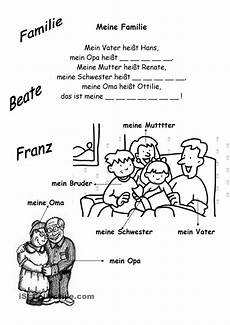 german worksheets family 19644 1000 images about german family on language and student centered resources