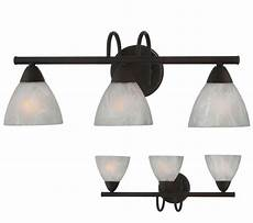3 Light Bathroom Fixture