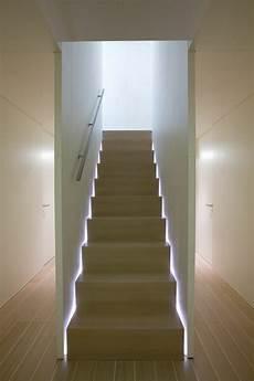 Indirekte Beleuchtung Ideen Innentreppe Innenarchitektur